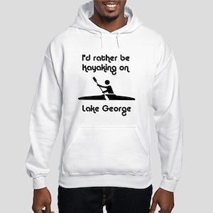 Kayaking Hooded Sweatshirt