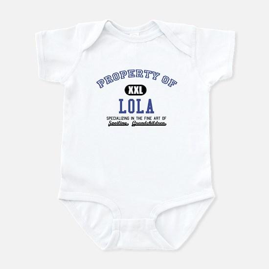 Property of Lola Infant Bodysuit