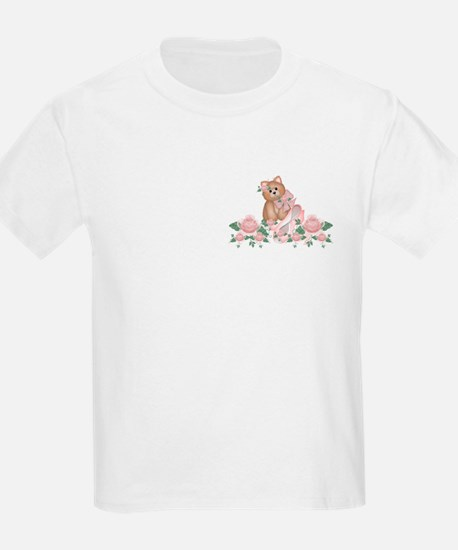 Everything's Rosy Kitty Cat Kids T-Shirt