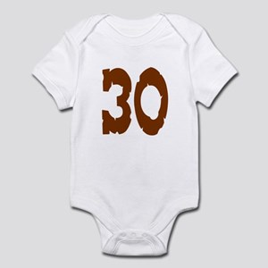 30 Infant Bodysuit