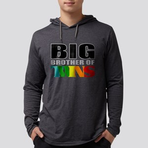 Twins big brother Long Sleeve T-Shirt