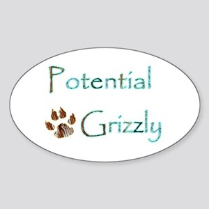 Potential Grizzly Sticker