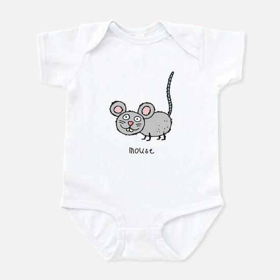 Happy Mouse Infant Bodysuit