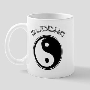 Buddha Ying Yang Mug