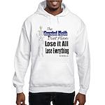Diet Plan Hooded Sweatshirt
