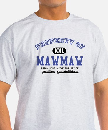 Property of MawMaw T-Shirt