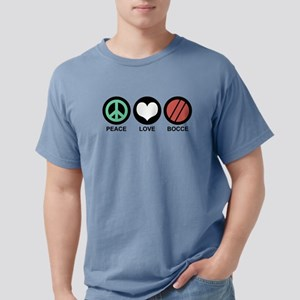 Peace Love Bocce T-Shirt