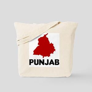 Punjab Tote Bag
