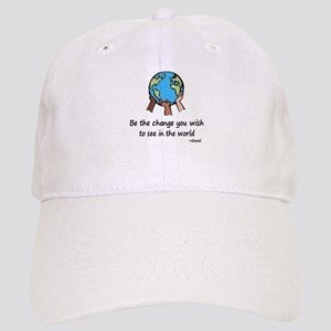 Be the Change Cap