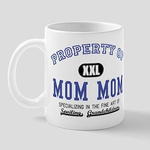 Property of Mom Mom Mug