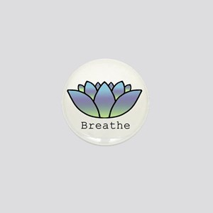 Breathe Mini Button