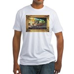 Trans Am Plymouth Fitted T-Shirt