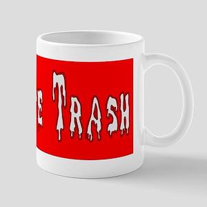 White Trash Coffee Cup