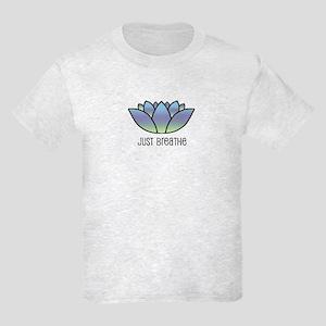 Just Breathe Kids Light T-Shirt