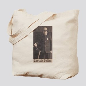 Seattle PD Tote Bag