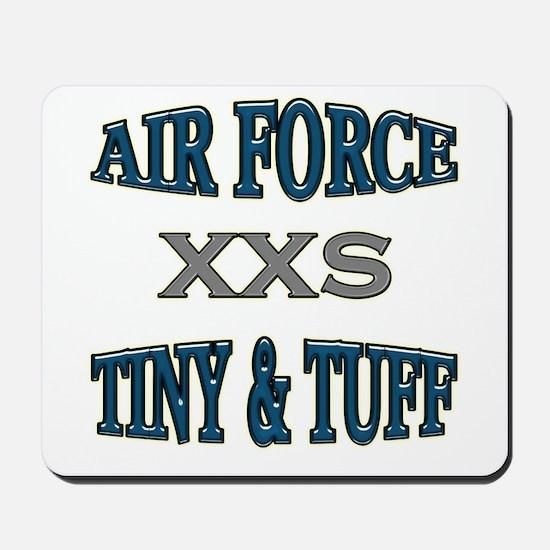 Blue Air Force Tiny & Tuff Mousepad