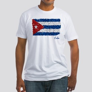 Cuba Pintado Fitted T-Shirt
