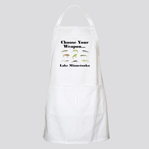 Choose your Weapon BBQ Apron