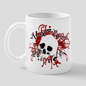 Alas Poor Yorick Mug