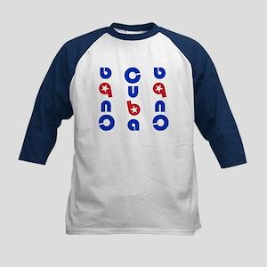 Cuba Tipo Kids Baseball Jersey