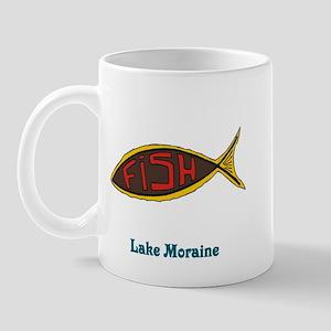 Fish in Fish Mug