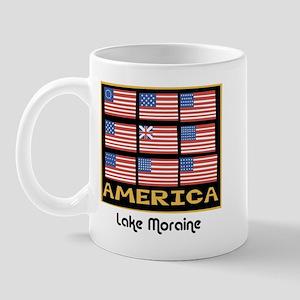 9 Flags Mug