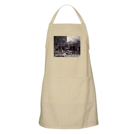Prohibition BBQ Apron