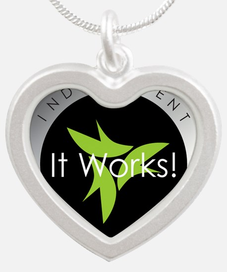It Works Indepenent Distributor Logo Necklaces