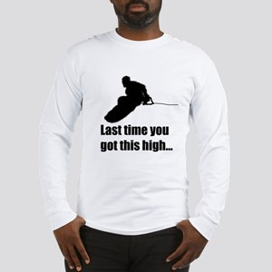 last-time Long Sleeve T-Shirt