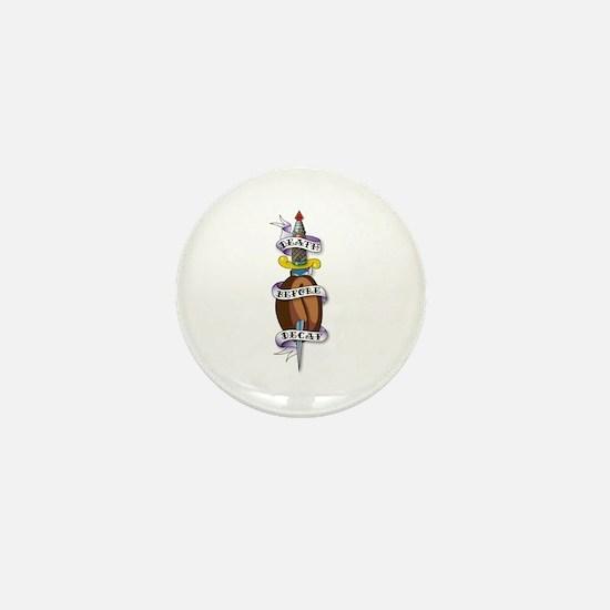 Decaf Mini Button