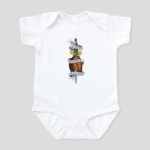 Decaf Infant Bodysuit