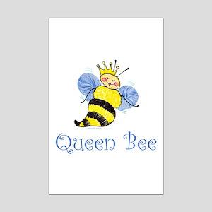 Queen Bee Mini Poster Print