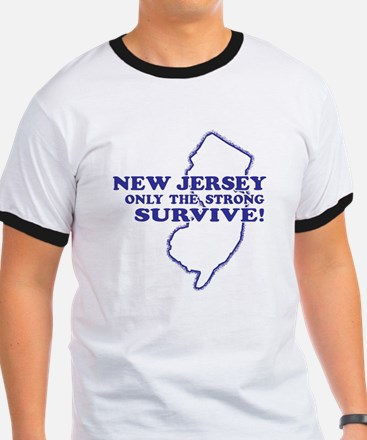 New Jersey Only the strong survive T