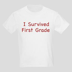 1st Grade Kids Light T-Shirt