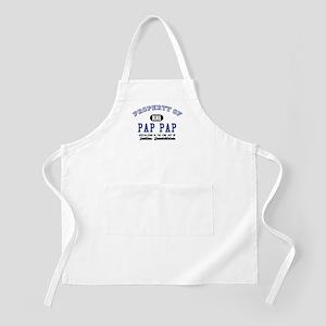 Property of Pap Pap BBQ Apron