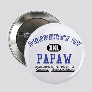 """Property of Papaw 2.25"""" Button"""