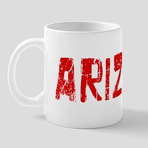 Arizona Faded (Red) Mug