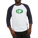 oddFrogg 'oF' Baseball Jersey