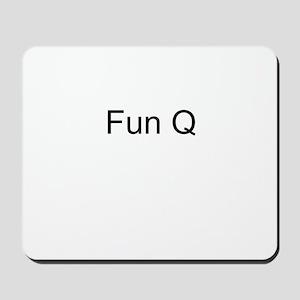 Fun Q Mousepad