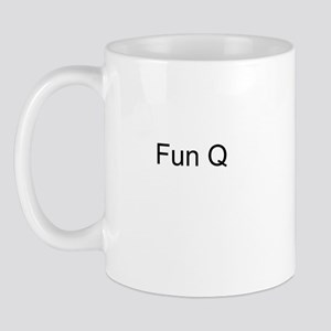 Fun Q Mug