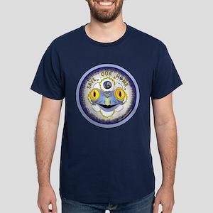 Sylvia Chachi Tree Fog Dark T-Shirt