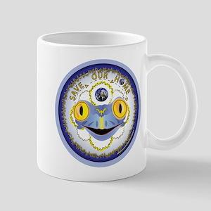SOH: Monarch and Milkweed 11 oz Ceramic Mug