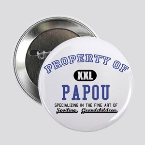 """Property of Papou 2.25"""" Button"""
