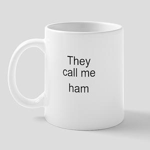 Ham Mug