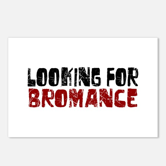 Looking for Bromance Postcards (Package of 8)