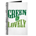 Earth Day : Green & Lovely Journal