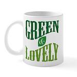 Earth Day : Green & Lovely Mug