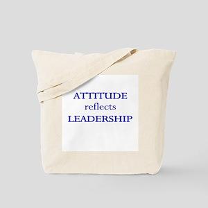 Leadership Attitude Gear Tote Bag