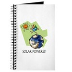 Solar Powered Journal