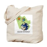Solar Powered Tote Bag
